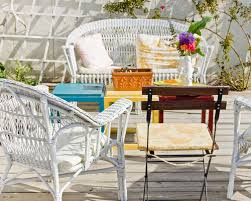 Country Outdoor Furniture by Vintage Patio Furniture Houzz