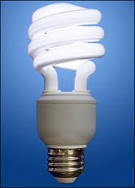 Energy Saving Light Bulbs Once Switched On Are Very Dim But They