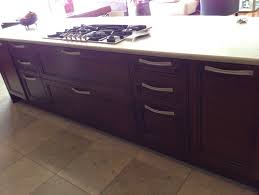 kitchen cabinet too dark suggestion to make more modern look