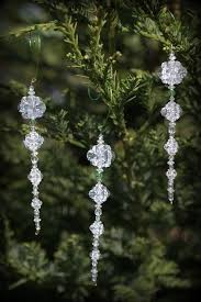 best 25 diy icicle ornaments ideas on diy icicle