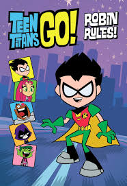 teen titans tm robin rules u2013 hachette book group