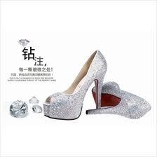 wedding shoes kuala lumpur wedding heels price harga in malaysia lelong
