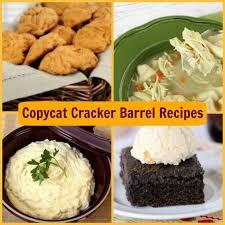 37 best copycat cracker barrel menu recipes images on