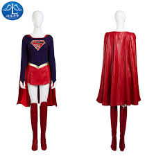 Halloween Costumes Supergirl Buy Wholesale Costume Supergirl China Costume