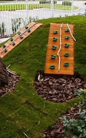 a sneak peek at our natural playground a hill playground ideas