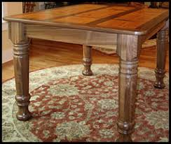 chunky farmhouse table legs wooden table legs