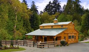 Horse Barns With Apartments Plans Pole Barn Homes Plans Barn Home Horse Facility Horse