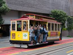 Cable Car Map San Francisco Martin Breher Blog