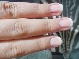 jessica nail custom colour blush