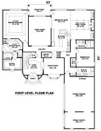 3500 square feet house plans 3000 to 3500 square feet good evening ranch home