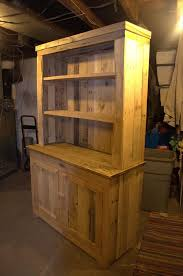 Kitchen Hutch by Adorable Wood Hutch Plans And Surprising Kitchen Hutch Plans