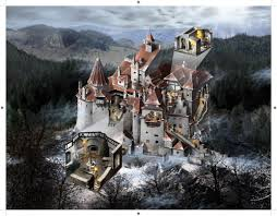 bran castle attracts hundreds of thousands of tourists because of