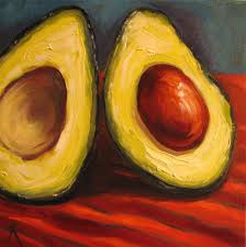 kim blair avocado for cezanne