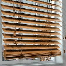 amazon com chicology faux wood blinds window horizontal 2 inch