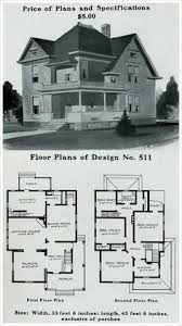 Queen Anne Style House Plans 1903 Free Classic Queen Anne William Radford Plans