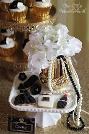 Great Gatsby Themed Party Decorations Kara U0027s Party Ideas Great Gatsby Birthday Party Kara U0027s Party Ideas