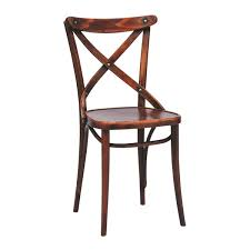 Bistro Chairs Uk No 150 Rustic Wood Chair From Ultimate Contract Uk