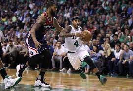 celtics dominate wizards 123 101 in boston game 5 washington times