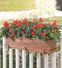rail planters deck railing planters solutions projects to