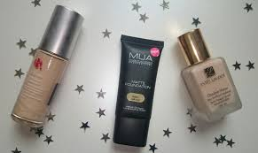 b even oil control foundation review archives katie cupcake
