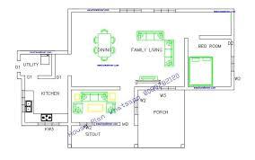 Indian House Floor Plans Free Kerala House Plans Below 1000 Square Feet
