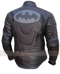 motorcycle jackets with armor batman begins christian bale motorcycle leather jacket