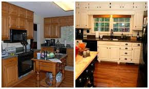 White Kitchen Cabinets Before And After Update Your Kitchen Thinking Hinges Evolution Of Style
