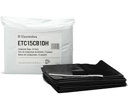 Garbage Compactor Bags Electrolux Trash Compactor Replacement Bags Etc15cb1dh Electrolux