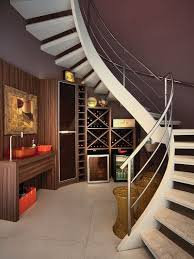 unique shoe storage under the stairs decor for modern under stairs