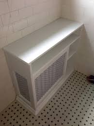 kids bath radiator cover with shelves especially if use