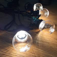 Clear Patio String Lights by Aliexpress Com Buy Super Bright 10 Clear Bulbs Connectable