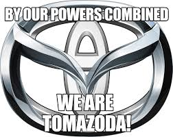 mazda logo toyota and mazda come together to produce better vehicles the cw