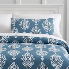magical thinking moroccan tile duvet cover full queen by