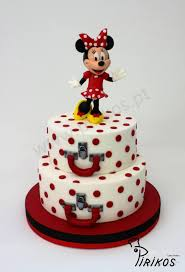 Red Minnie Mouse Cake Decorations 114 Best Minnie Mouse Red Cakes Images On Pinterest Minnie Mouse