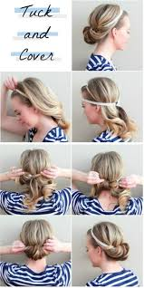 easy 1920s hairstyles hairstyles to do for easy s hairstyles tuck and cover i want to do