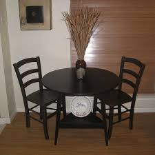 dining room chair sets 4 dining room tables only black round