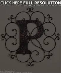 monogram letters home decor best decoration ideas for you