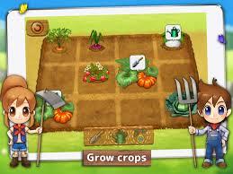 harvest moon lil u0027 farmers on the app store