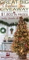 12 Creative Christmas Tree Ideas U0026 1800 Balsam Hill Giveaway
