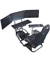 amazon com gtr simulator gtsf model with real racing seat