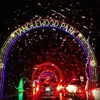 tanglewood christmas lights nc tanglewood festival of lights clemmons nc