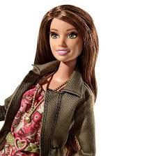 Barbie Style Doll Reviews And by Barbie Style Summer Doll Pink Paisley Dress And Jacket Target