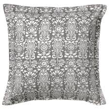 Pier One Pillows And Cushions åkerkulla Cushion Cover Gray White Pillows Room And Bedrooms