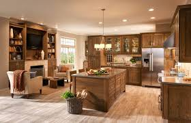 mission oak kitchen cabinets shenandoah cabinets reviews mission oak tawny eclectic awesome