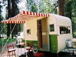Vintage Travel Trailer Awnings 17 Best Our Vintage Travel Trailer Images On Pinterest Vintage