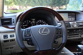 lexus es300h software update pre production review 2013 lexus ls 460 and ls 600hl the truth