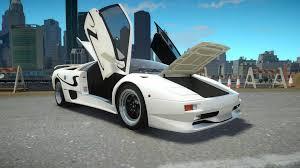 lamborghini diablo 1997 gta iv 1997 lamborghini diablo sv crash testing