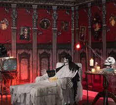 decorate haunted house theme house interior