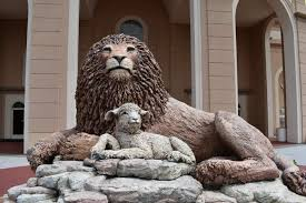 Outdoor Lion Statue by See A Show At Sight U0026 Sound Theatre In Branson Missouri