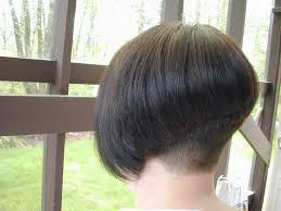 bob haircuts back view short stacked bob haircuts black hair